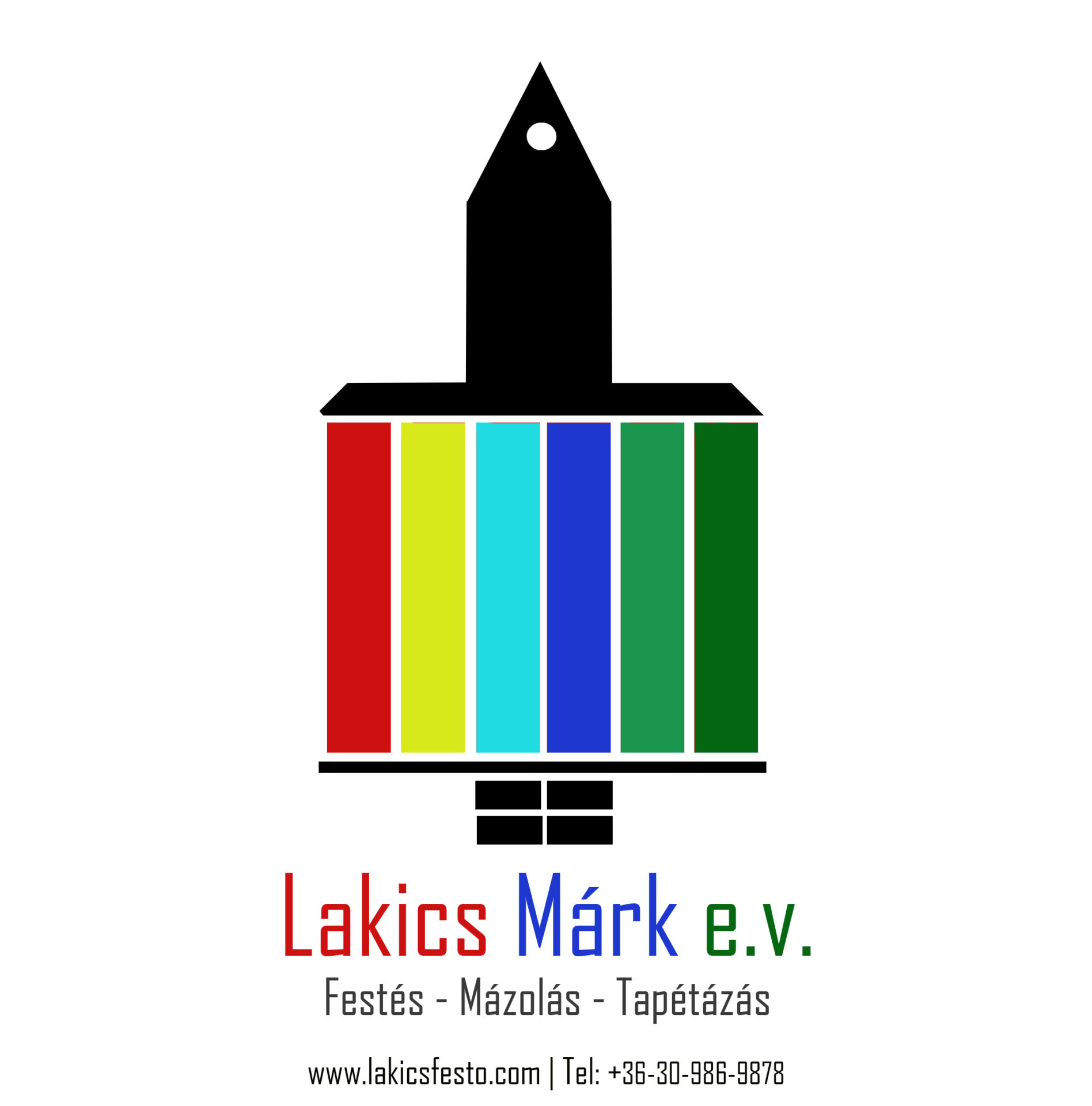 Lakics Márk e.v. Szobafestő Győr-Moson-Sopron